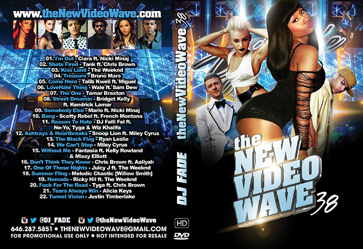 theNewVideoWave 38 - Web Cover