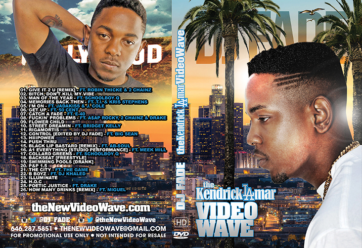 the-KendrickLamar-VideoWave - Small Cover