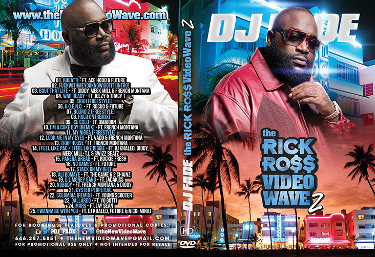 the-RickRoss-VideoWave 2 - Small DVD