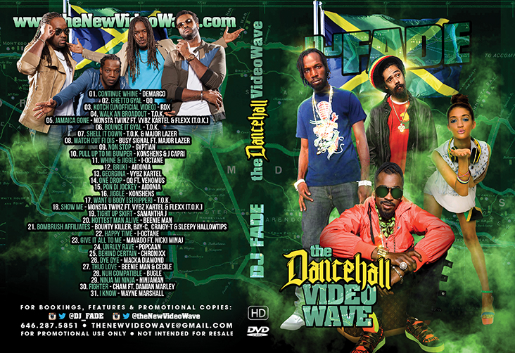 the-Dancehall-VideoWave - Small Cover
