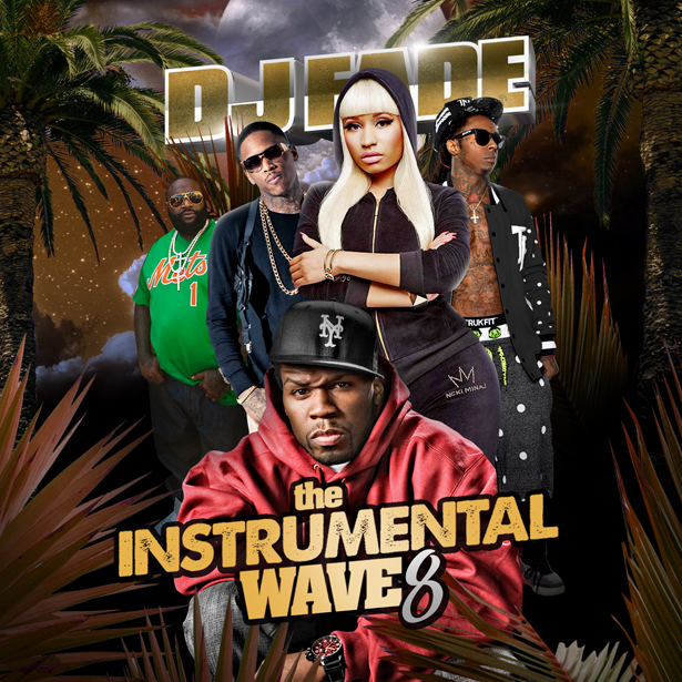 the-Instrumental-Wave 8 - Front