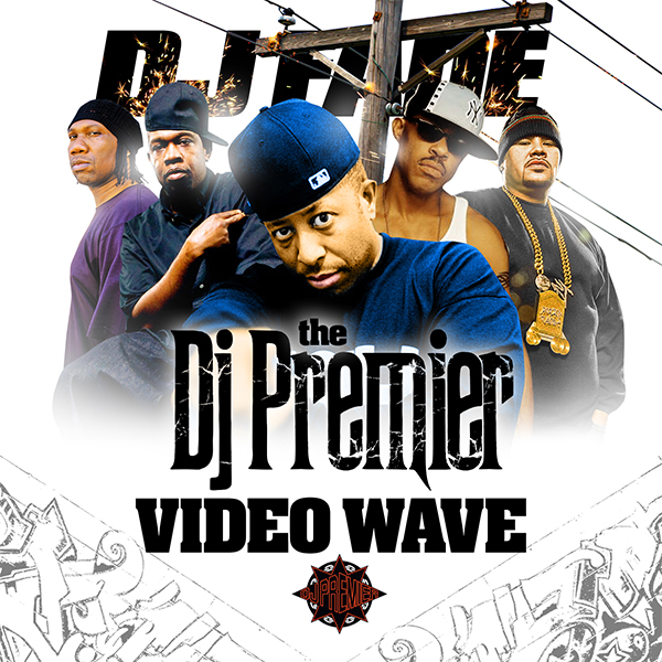 DJ Premier VideoWave - CD