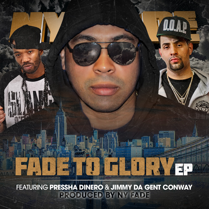 FADE to GLORY - Front [Web]