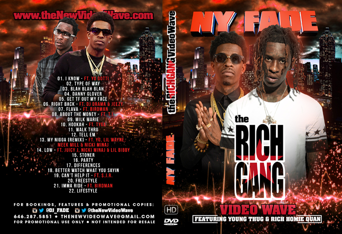 the-RichGang-VideoWave - Web Cover