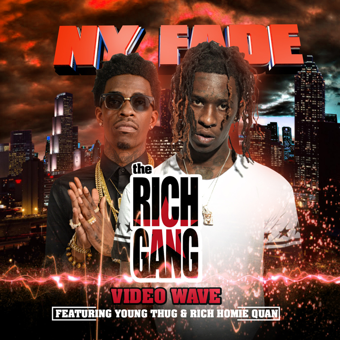 the-RichGang-VideoWave - Web Front