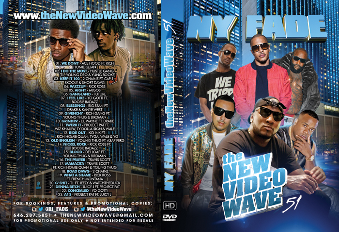 theNewVideoWave 51 - Web Cover