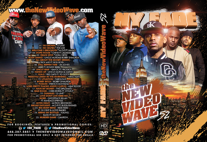 theNewVideoWave 52 - Web Cover