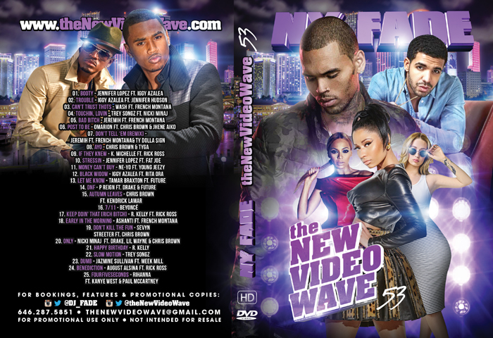 theNewVideoWave 53 - Web Cover