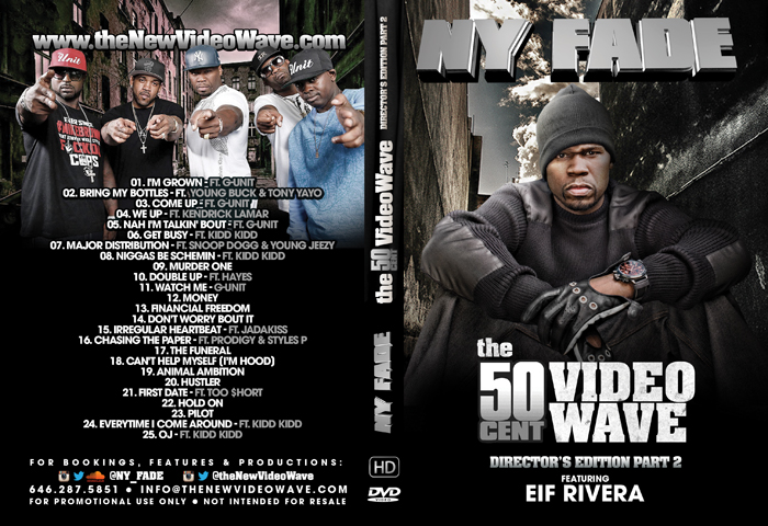 The-50Cent-VideoWave [Director's Edition] - Web Cover