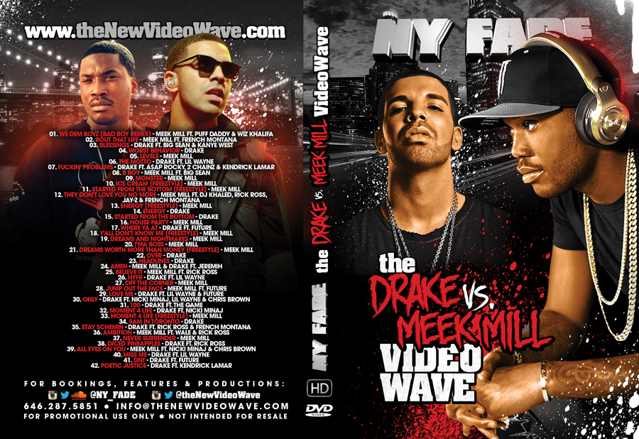 the-DrakeVs.MeekMill-VideoWave - Web Cover