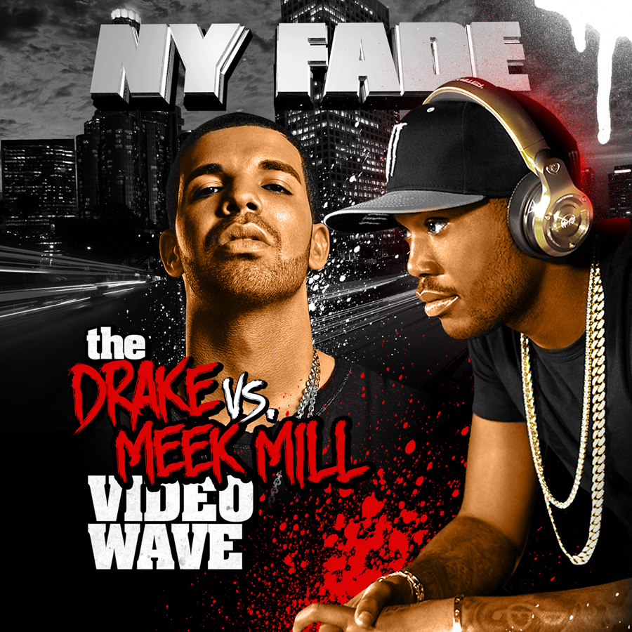 the-DrakeVs.MeekMill-VideoWave - Web Front