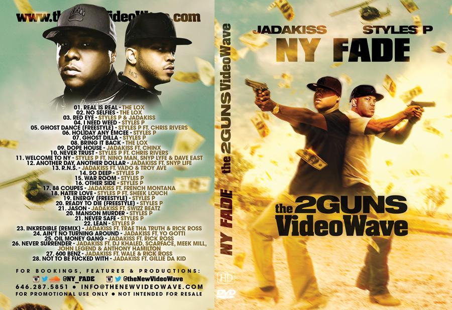 the-2Guns-VideoWave - Web Cover