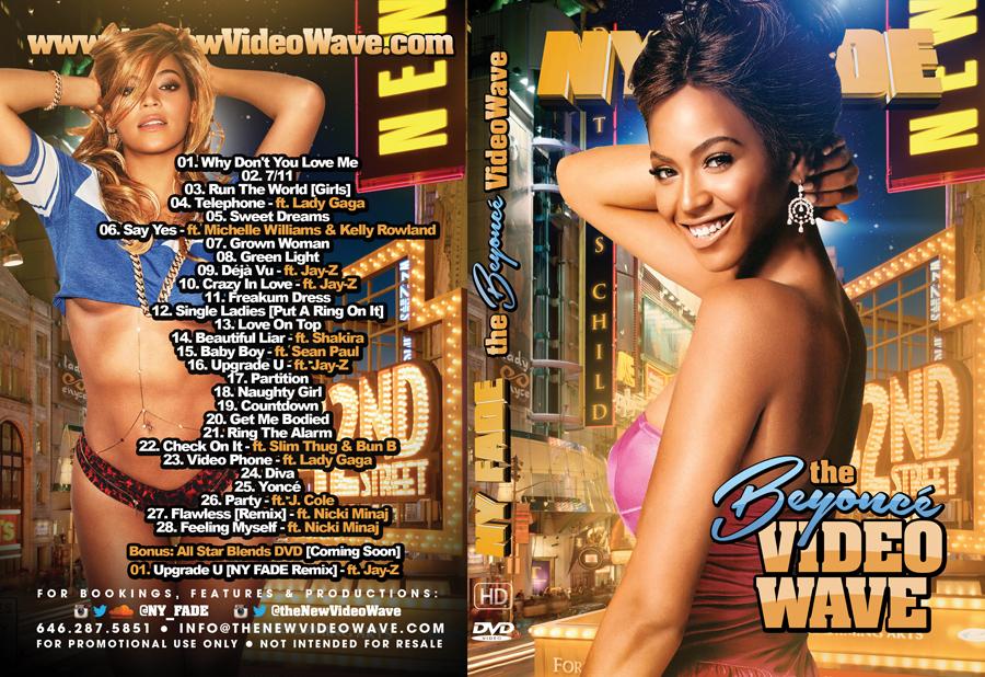 the-Beyoncé-VideoWave - Web Cover