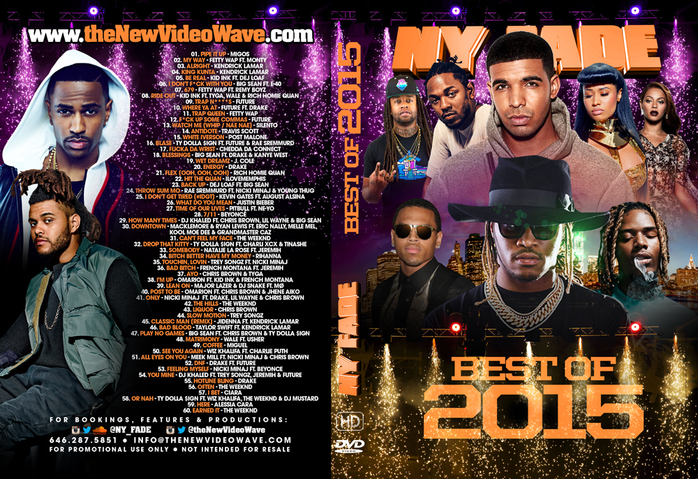Best of 2015 - Web Cover