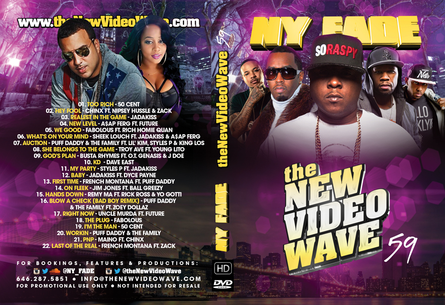 theNewVideoWave 59 - Web Cover