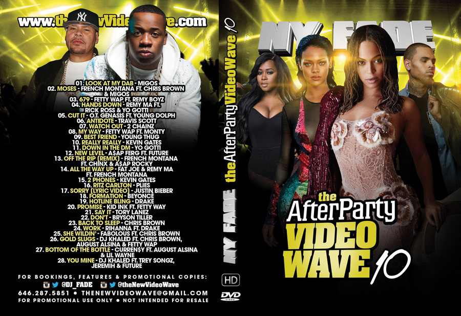 the-AfterParty-VideoWave 10 - Web Cover
