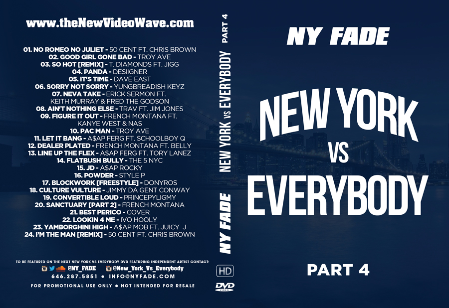 New York Vs Everybody [Part 4] - Web Cover