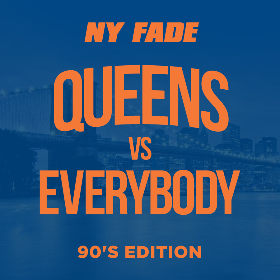 Queens Vs Everybody [90's Edition] - Web Front