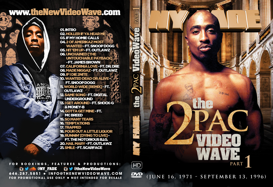 The Best of 2Pac [Part 1] - DVD - theNewVideoWavetheNewVideoWave