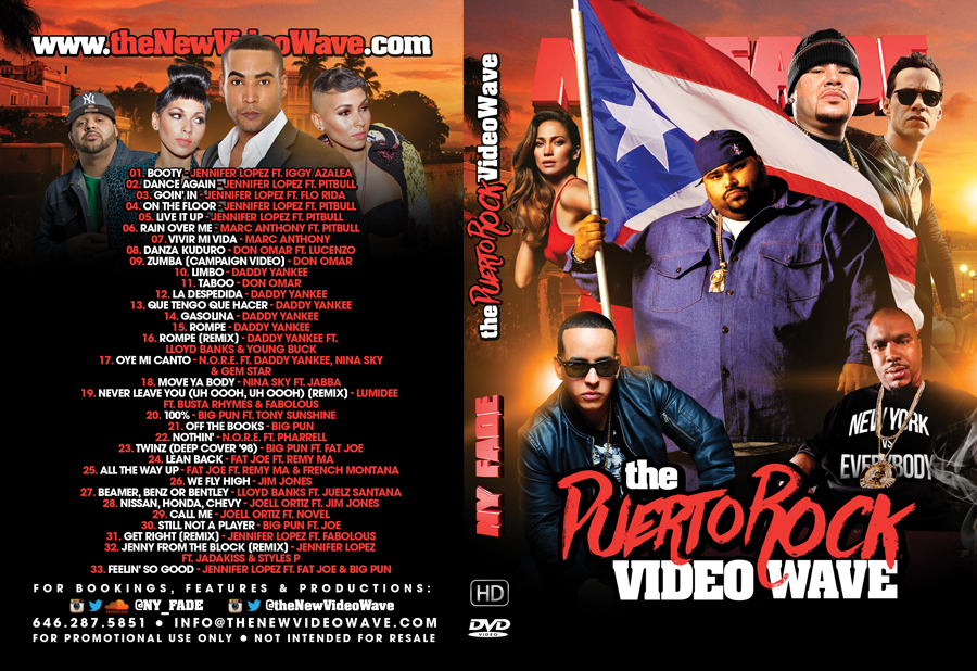 the-PuertoRock-VideoWave - Web Cover