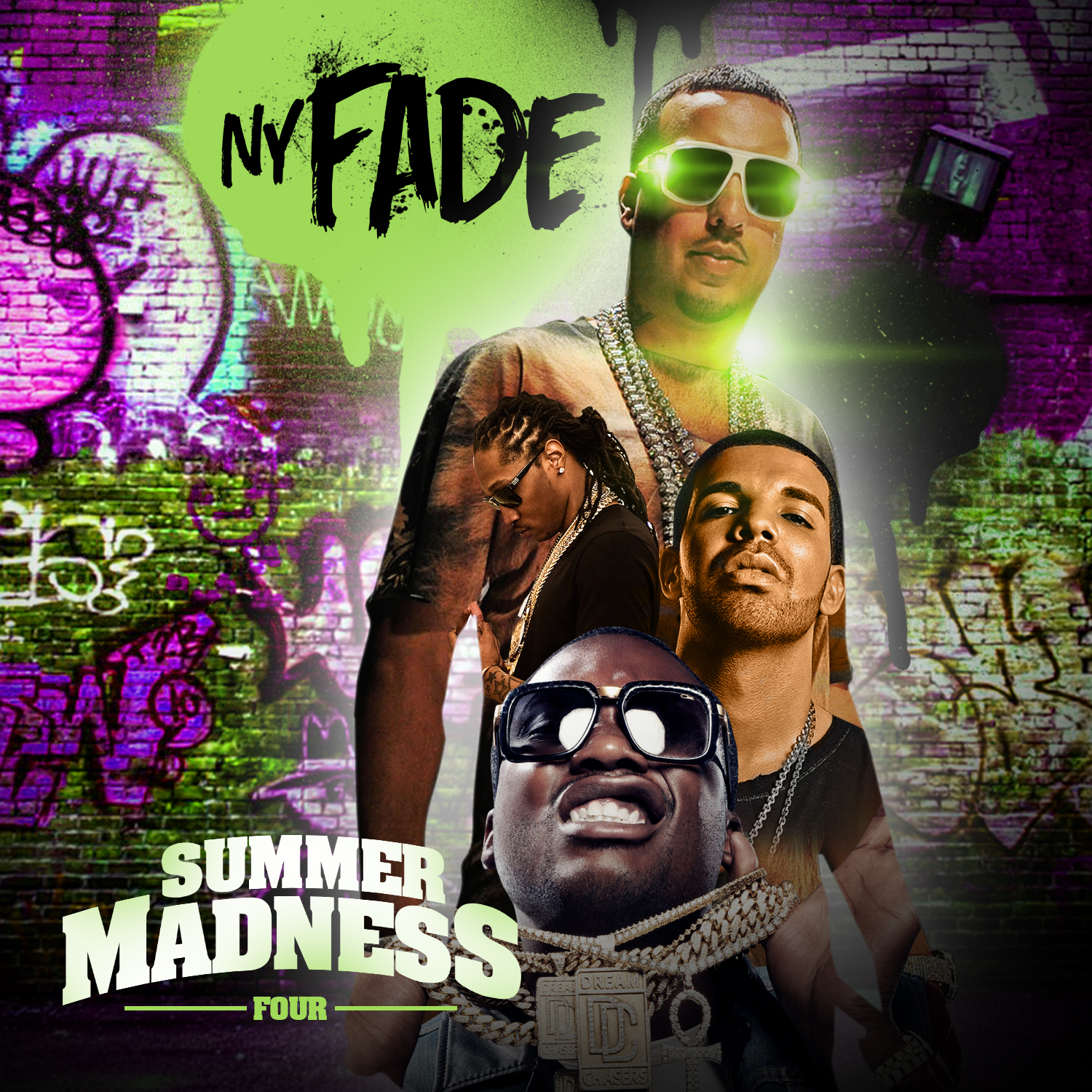 Summer Madness 4 - Front Web